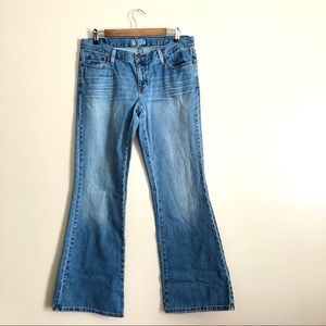 American Eagle Hipster Fit Bootcut Jeans